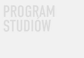 Program studiów